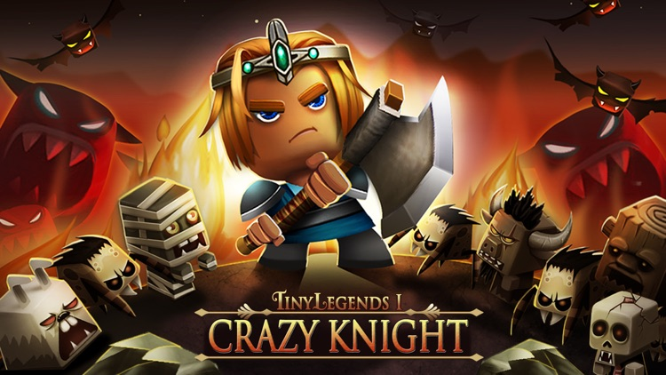 TinyLegends™ Crazy Knight screenshot-0