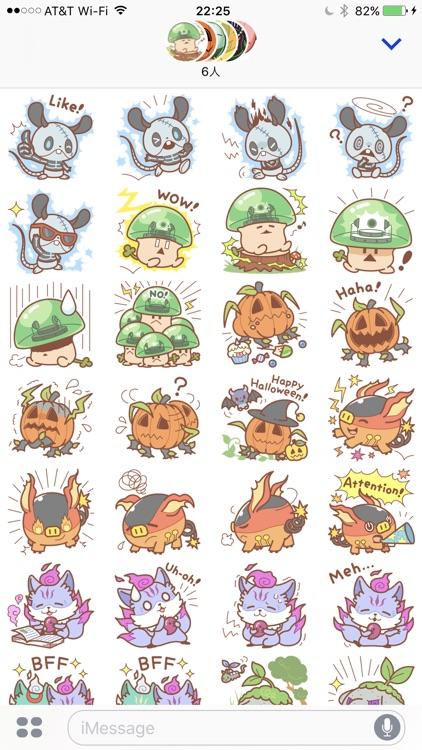 Honmon: Denkinoko & Friends
