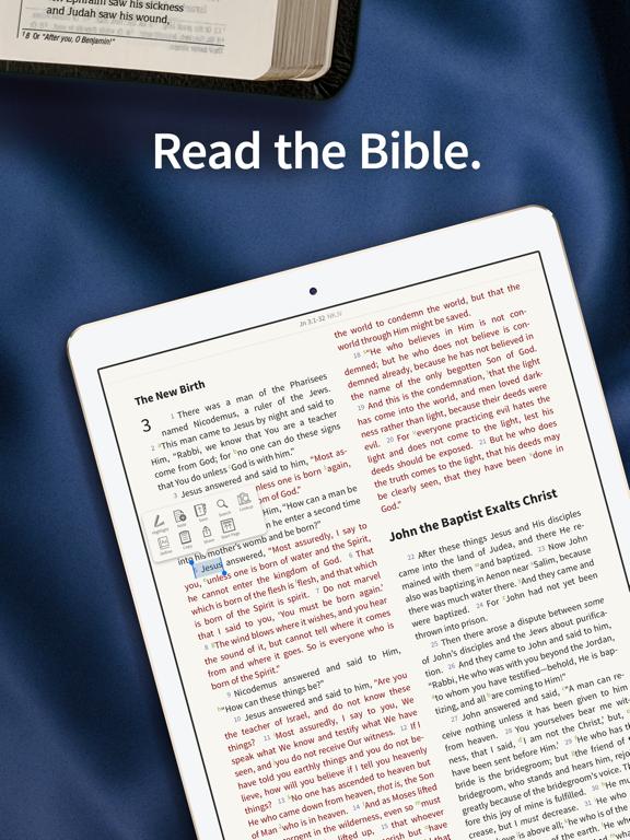 Screenshot #4 pour NKJV Bible by Olive Tree