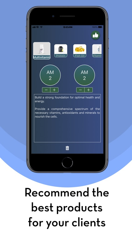 DR - Health professional CRM screenshot-3