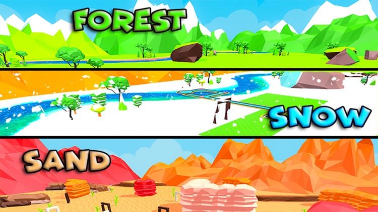 Boom Golf 3D screenshot-3