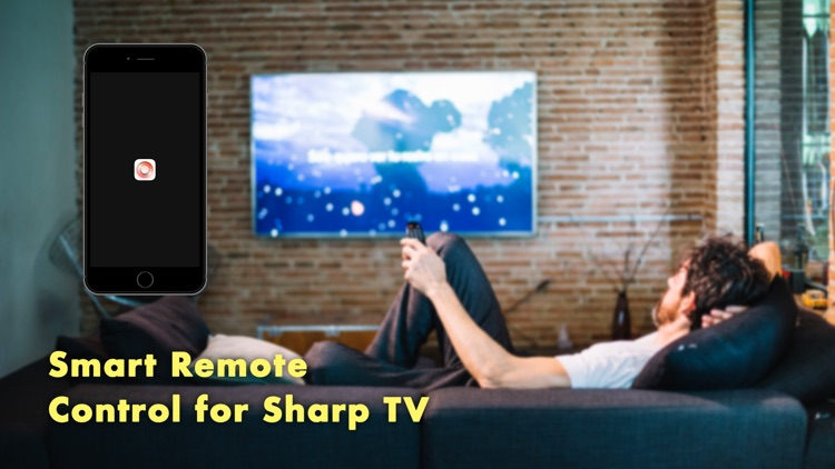 Smart Remote for Sharp TV PRO screenshot-0