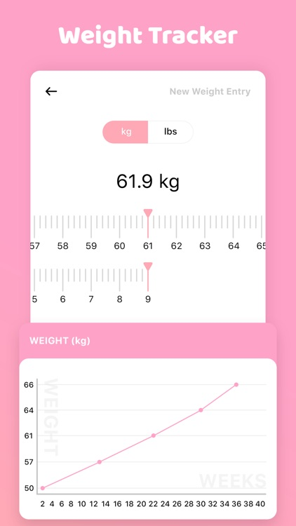 Pregnancy Tracker: Baby Bump