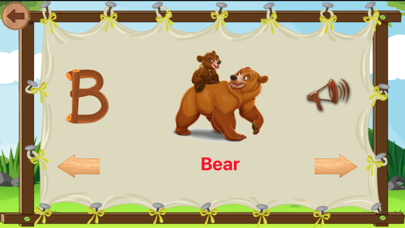 ABC Jungle Pre-School Learning screenshot four