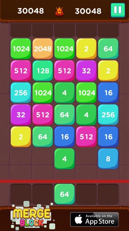 Merge Block - Shoot 2048 screenshot-4