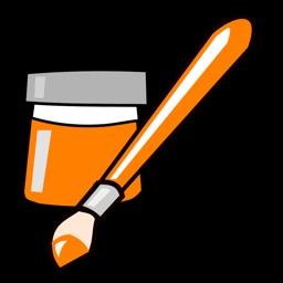 draw on photos Doodling App