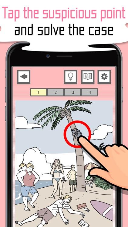 Pocket Mystery-Detective Game screenshot-4
