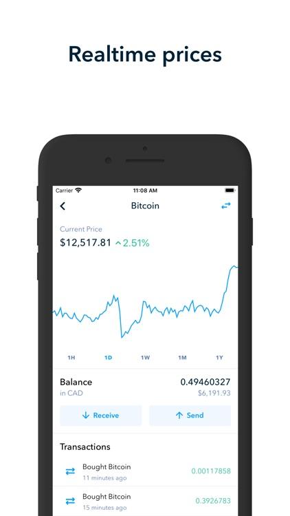 Shakepay: Buy Bitcoin Canada