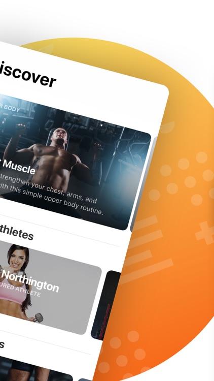 Bolt - Workout Tracker Gym Log screenshot-8