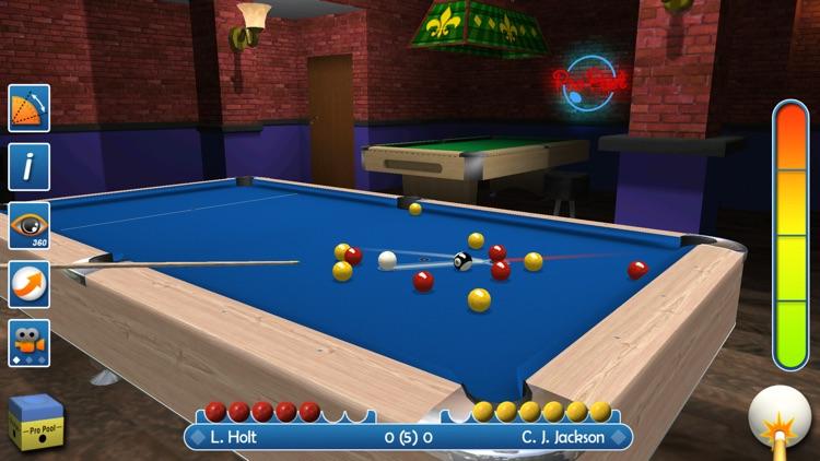 Pro Pool 2019 screenshot-6