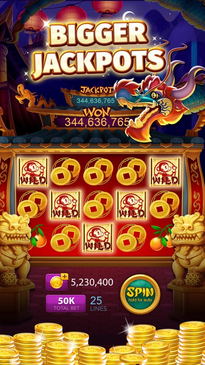 Jackpot Magic Slots™ & Casino screenshot-3