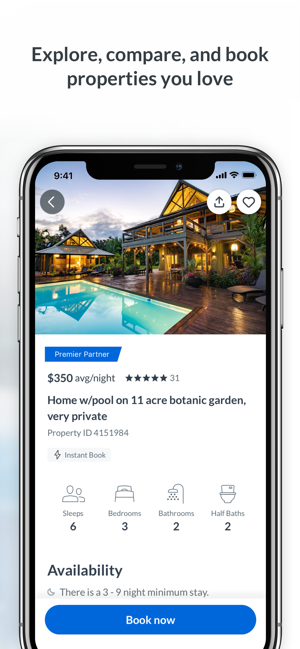 HomeAway on the App Store