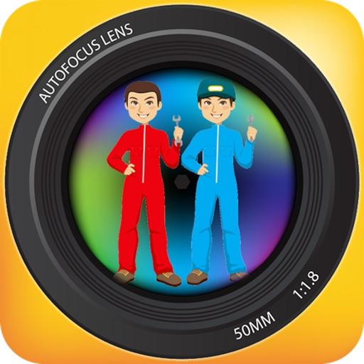 Twins Camera - Clone Maker