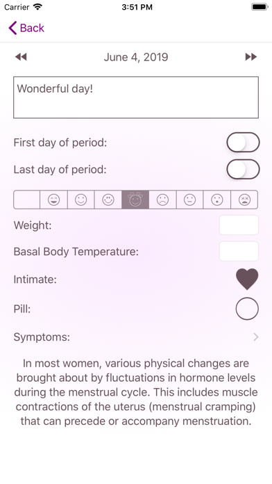 My Period Calendar på PC