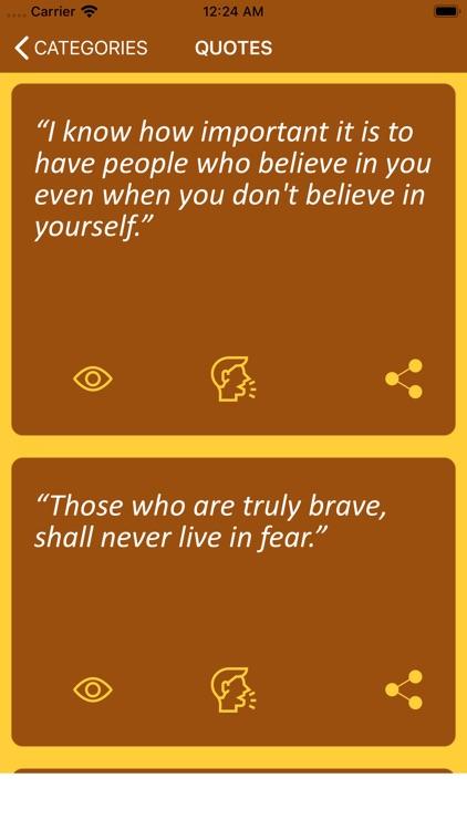 Dwayne Johnson Wisdom Quotes screenshot-3
