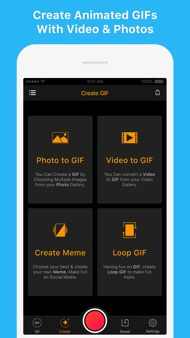 GIF Maker - Make Video to GIFs iphone images