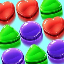 Gummy Wonderland - Match 3