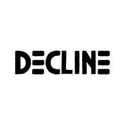 Decline Stickers