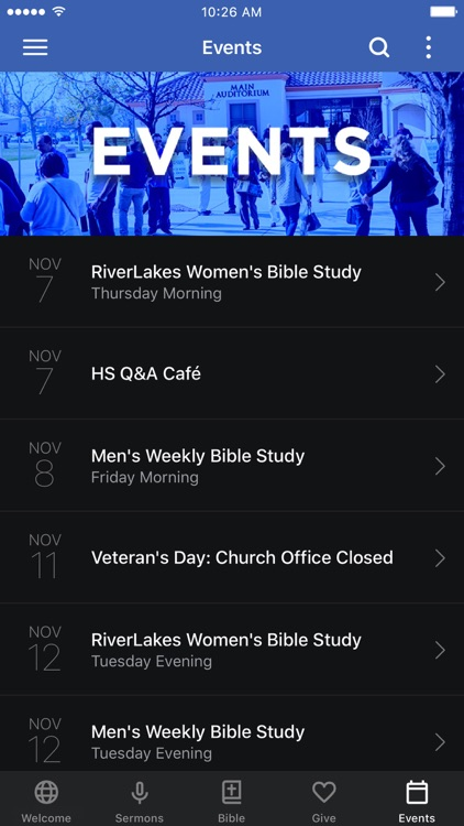 RiverLakes Community Church