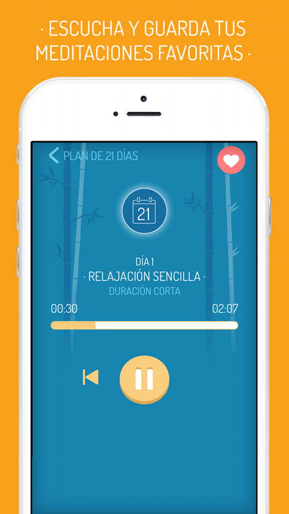 Medita App for iPhone - Free Download Medita for iPhone at AppPure