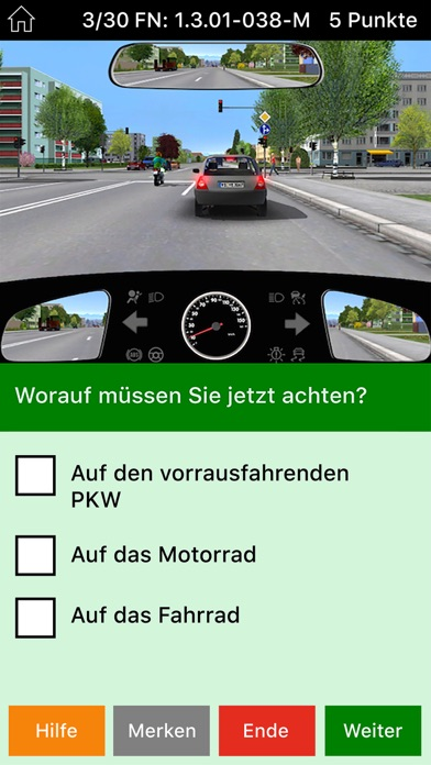 Screenshot for FS Theorie in Germany App Store