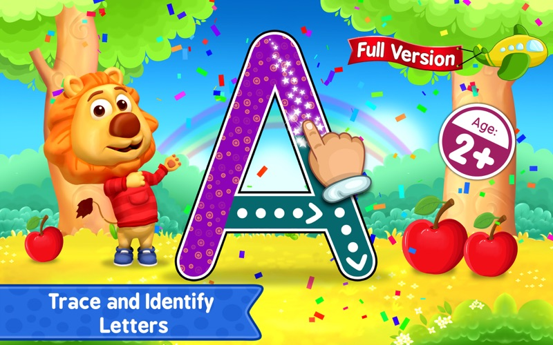 ABC Kids - Tracing & Phonics for Mac