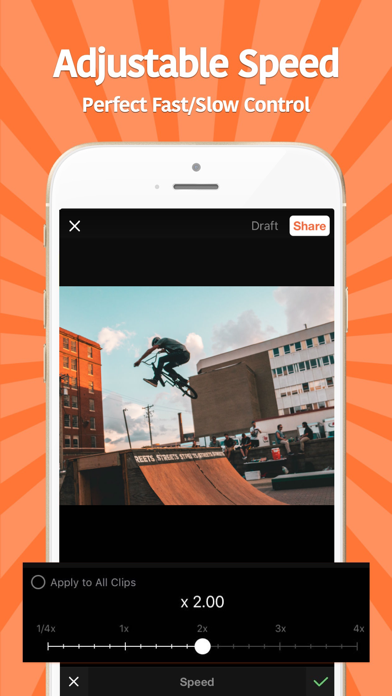 Screenshot for VivaVideo - Best Video Editor in South Africa App Store