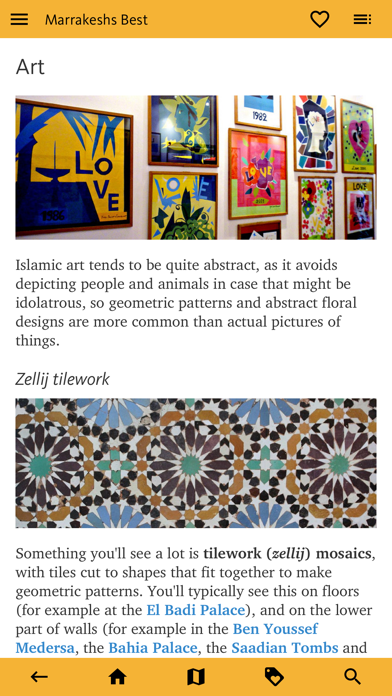 Marrakesh's Best Travel Guide screenshot 7