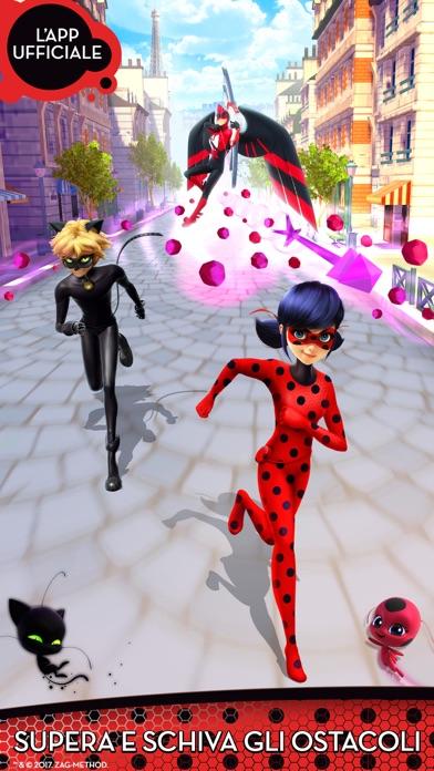 Screenshot of Miraculous Ladybug e Chat Noir1