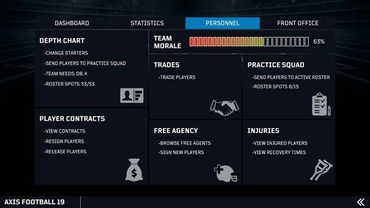 Axis Football screenshot-5