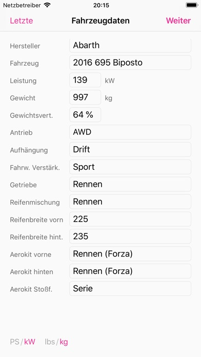 Screenshot for QuickTune H4 in Germany App Store