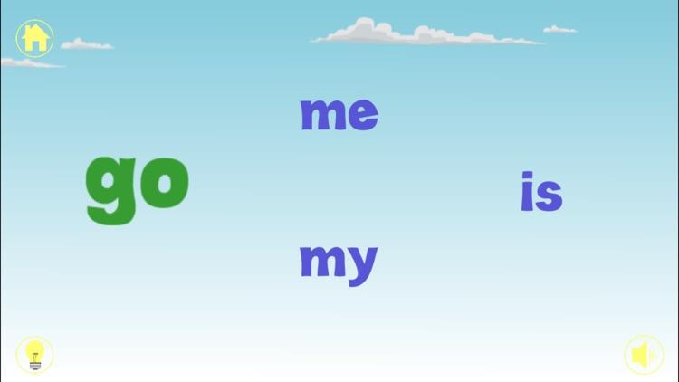 Sight Words For Kindergarten screenshot-3