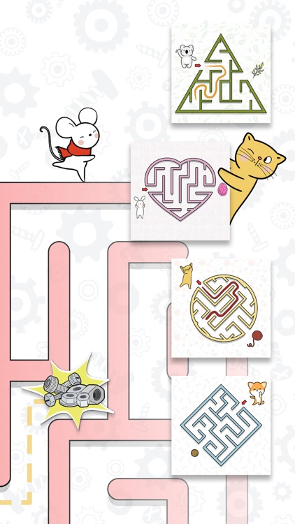 Classic Mazes - Puzzle Games