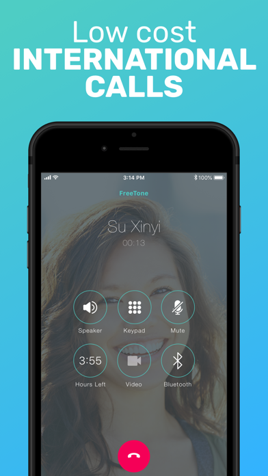 Ladda ner Free Tone - Calling & Texting på datorn gratis - Windows