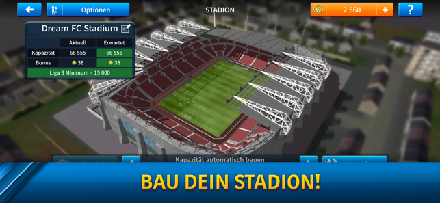 ‎Dream League Soccer Screenshot