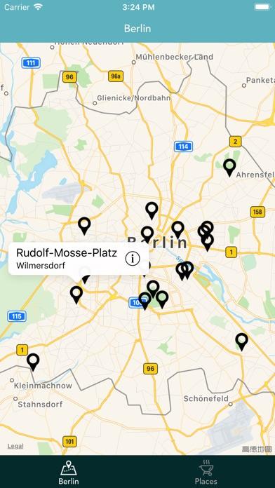 BBQ. Grilling spots in Berlin screenshot #1
