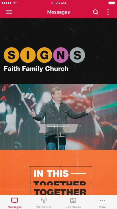 Faith Family screenshot one