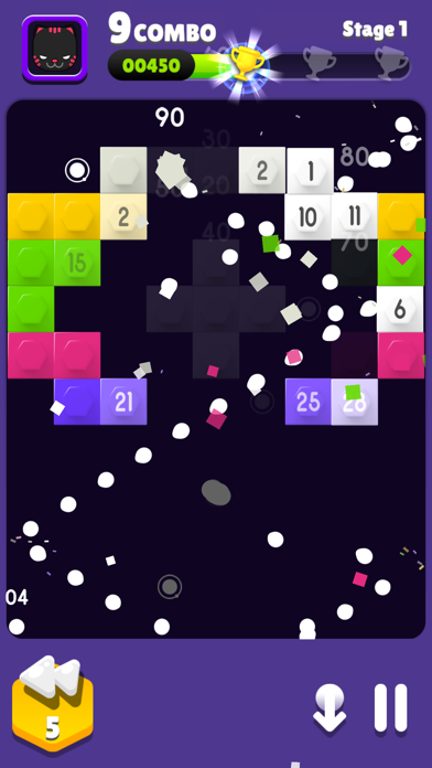BRIKO : Best Bricks Breaker screenshot 2