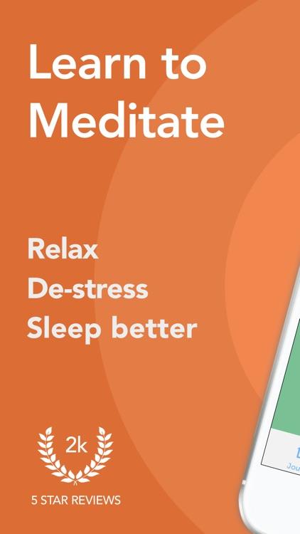 Present - Guided Meditation screenshot-0