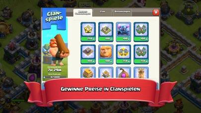 Herunterladen Clash of Clans für Android