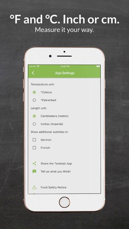 Tastelab: Cooking Knowledge screenshot-9