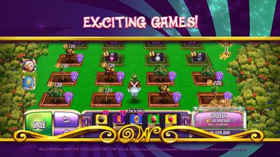 Willy Wonka Slots Vegas Casino Screenshot