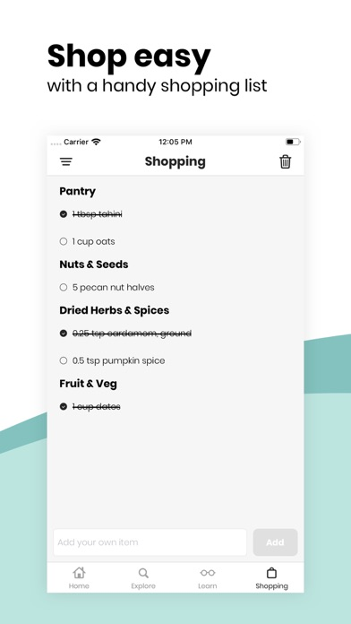 FIVESEC HEALTH: vegan cooking Screenshot