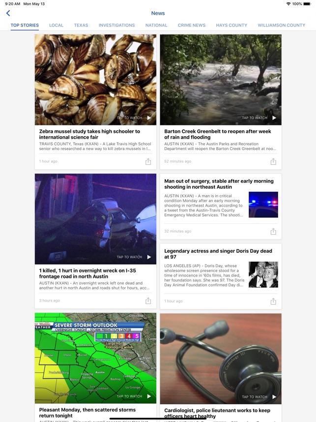 KXAN - Austin News & Weather on the App Store