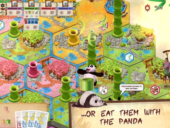 Takenoko: the Board Game screenshot 8
