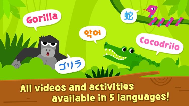 Pinkfong Guess the Animal screenshot-4