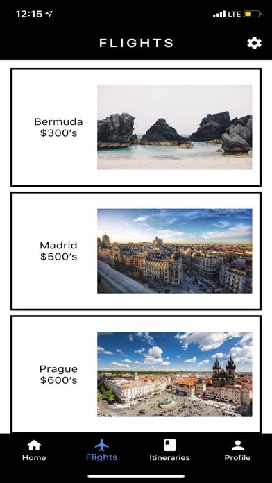 Eskape Travels Screenshot
