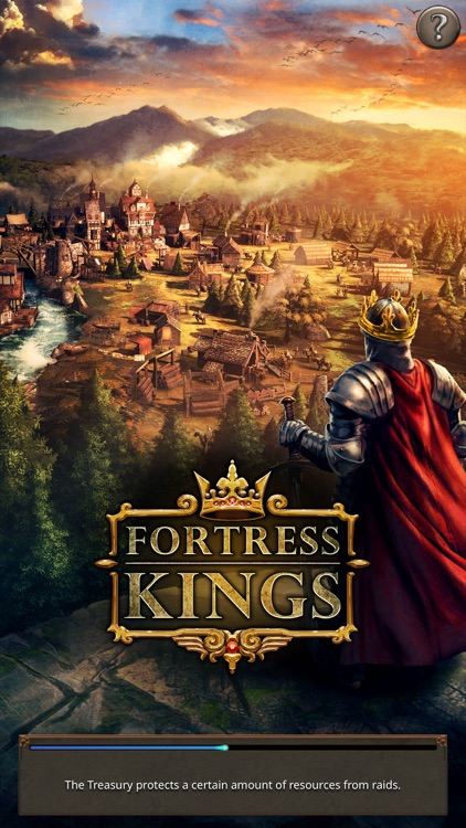 Fortress Kings - Castle MMO screenshot-0