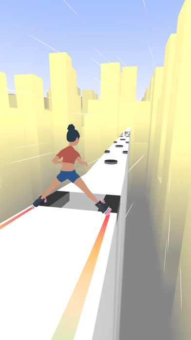 Sky Roller - Fun runner game screenshot 4