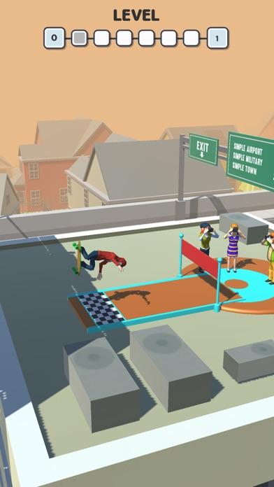 Flip Skate 3D screenshot 3